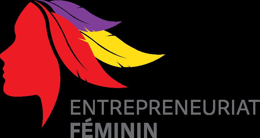 Logo entrepreneuriat féminin