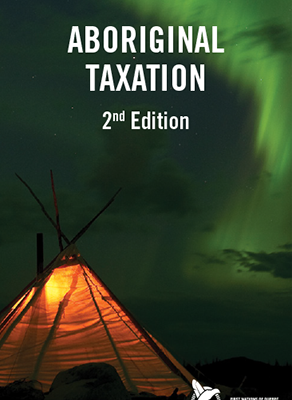 Brochure about Aboriginal Taxation