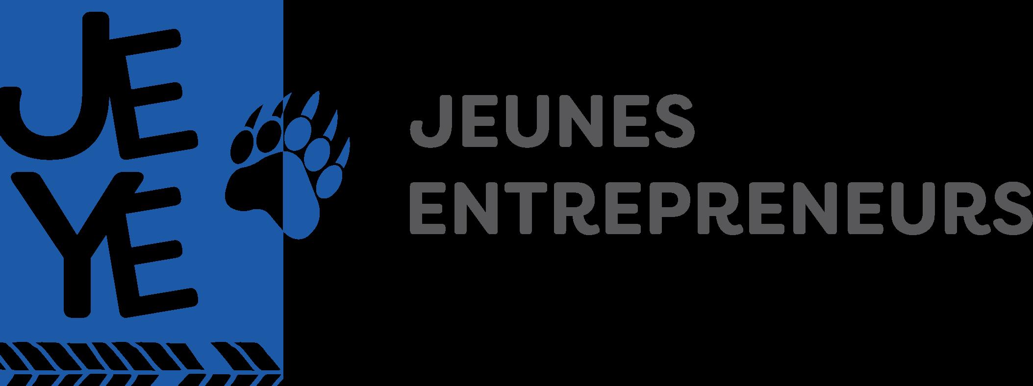 Logo Entrepreneuriat jeunesse