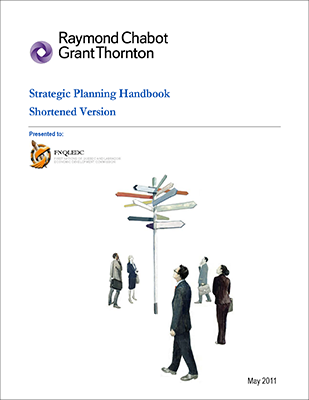 Strategic Planning Handbook, Shortened Version