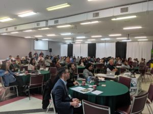 Listuguj Economic Development Symposium.