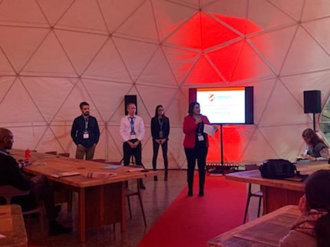Les 12 et 13 février 2020, la CDEPNQL a participé à la 3e édition d'Expo Entrepreneurs, qui avait pour objectif de stimuler l'entrepreneuriat au Québec.