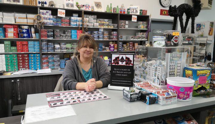 Gail Nelson, propriétaire de Bayside Convenience