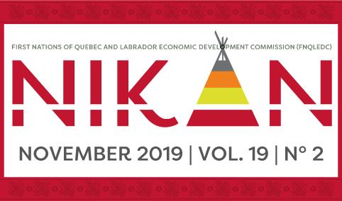Bulletin Nikan of November 2019