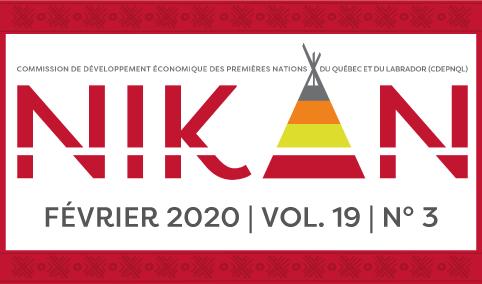 Bulletin Nikan de février 2020