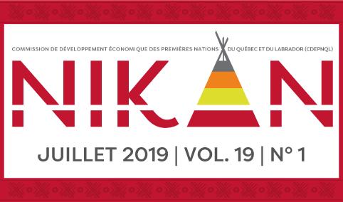 Bulletin Nikan de juillet 2019