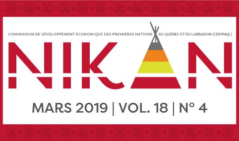 Bulletin Nikan de mars 2019