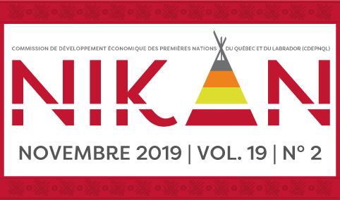Bulletin Nikan de novembre 2019