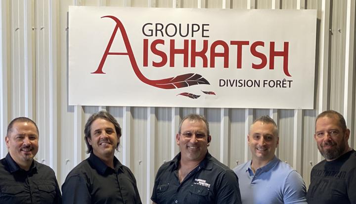 Groupe Aishkatsh