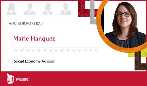 Portrait of Marie Hanquez
