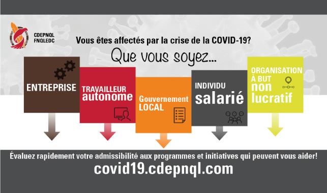 Couverture Application COVID-19