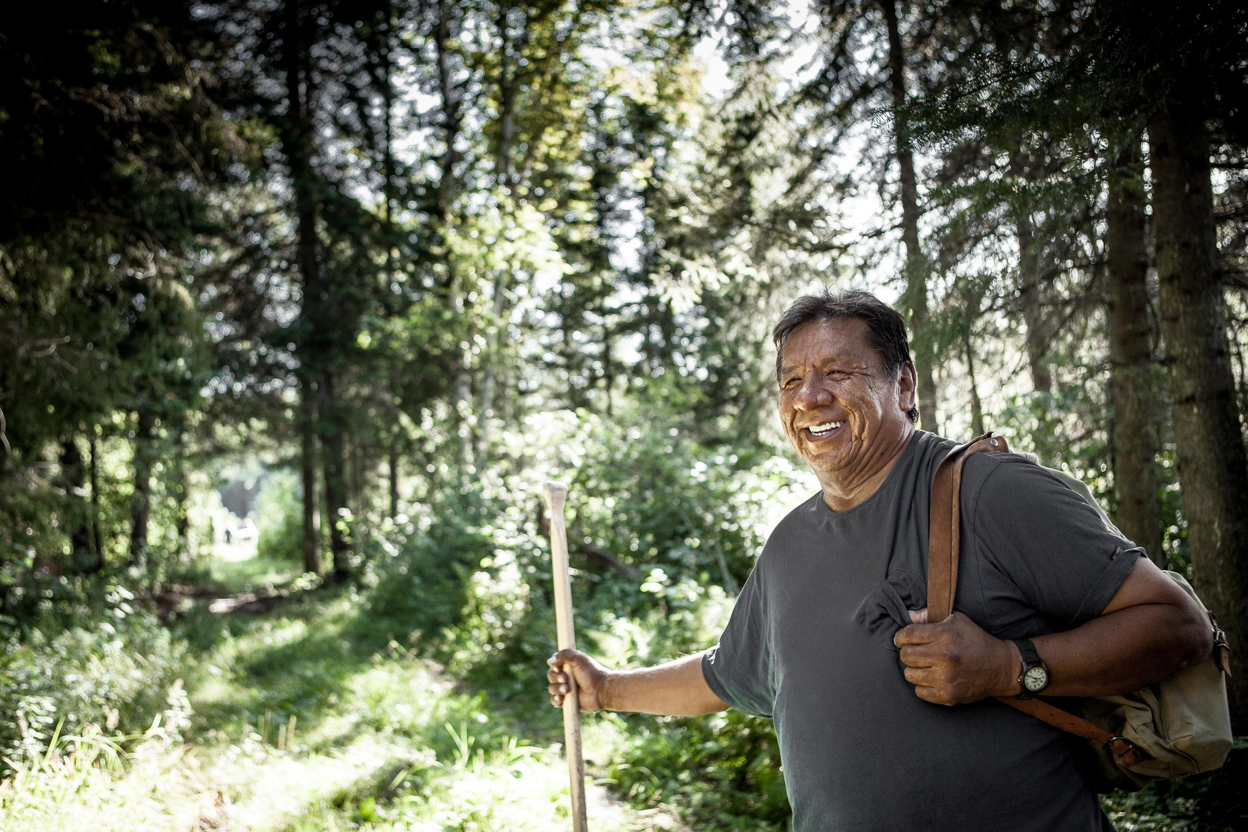 Initiative de foresterie autochtone