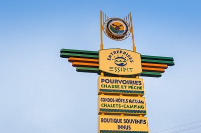 Les Entreprises Essipit is an enterprise owned by the Conseil de la Première Nation des Innus Essipit. Photo credit: Mathieu Dupuis