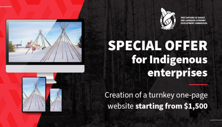 Special Offer: Website Starting at $1,500
