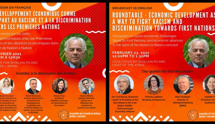 Le développement économique : Un outil de réconciliation et de collaboration avec les Premières Nations