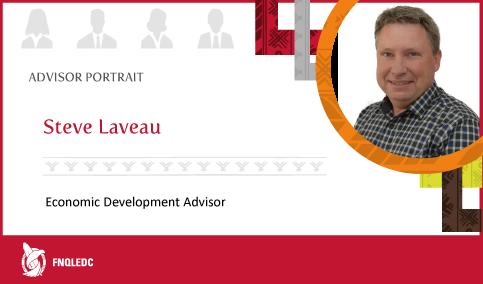 Portrait of Steve Laveau