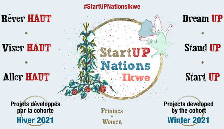 Indigenous cultures in the spotlight at StartUP Nations Ikwe 2021