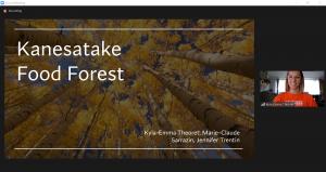 Équipe de Kanesatake : Kanesatake Food Forest