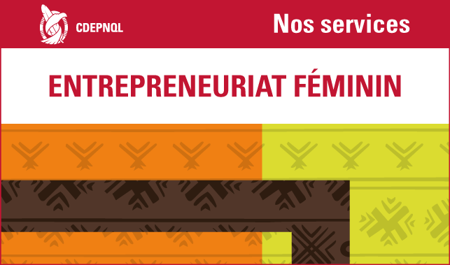 Service Entrepreneuriat féminin