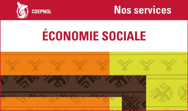 Service Économie sociale