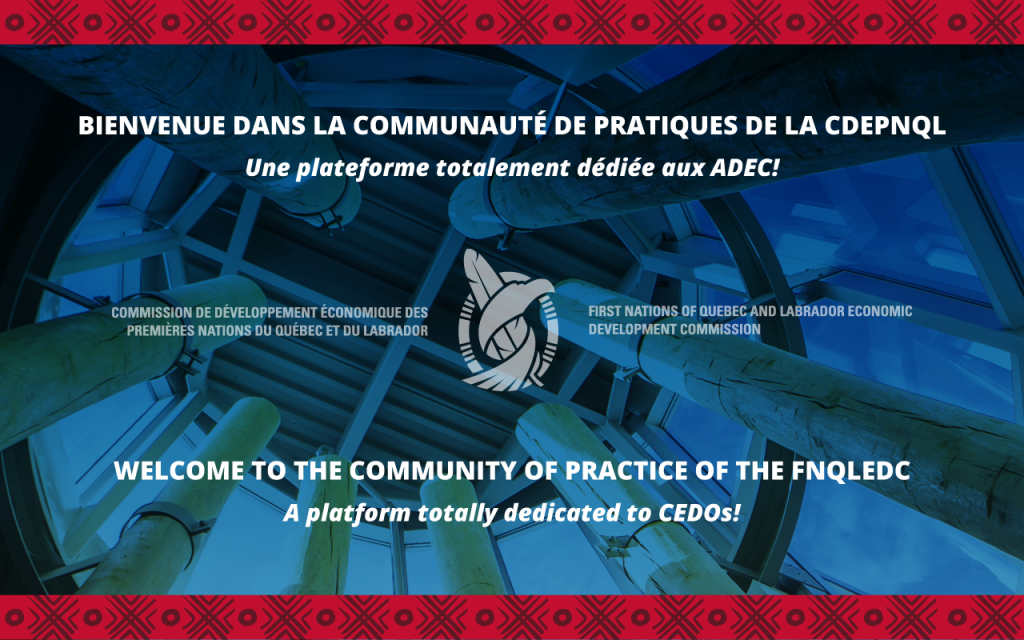 A community of practice totally dedicated to CEDOs
