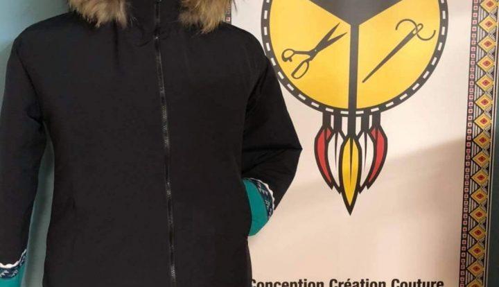 Mathilda Fontaine de Uashat mak Mani-Utenam et son entreprise de création, conception et couture Création Puamun
