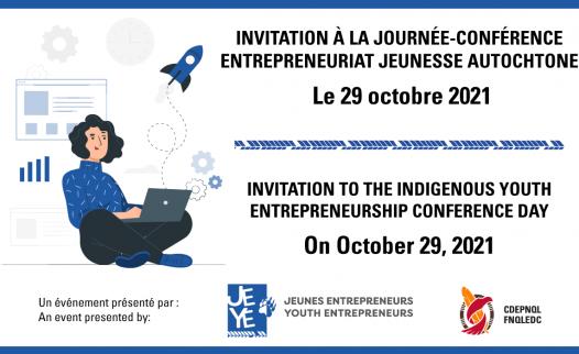 Journée-conférence entrepreneuriat jeunesse autochtone